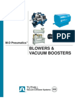 Blowers and Vacuum Boosters