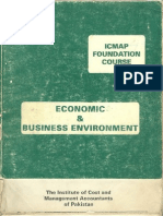 Economic and Business Environment