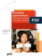 Disability in Australia