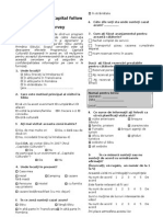 ECOC Sibiu Questionnaire RO