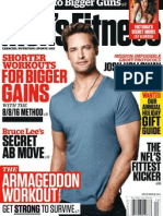 Mens Fitness USA – December 2011