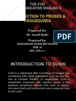 Processs and Procedure 2