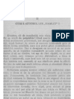 Panait Istrati - Cine e Autorul Lui Hamlet_Scan