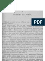 Panait Istrati - Moartea Lui Mihail_Scan
