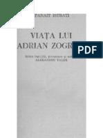 Viata Lui Adrian Zografi (Nota Asupra Editiei) Ed. Minerva_Scan