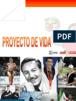 9.0  PROYECTO DE VIDA