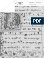 Sacred Music, 111.4, Winter 1984; The Journal of the Church Music Association of America