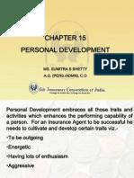 15 Personnel Development