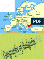 Geography of Bulgaria
