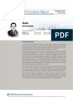 Korea Auto Insight 2012