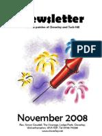 November 2008 - Claverley parish magazine