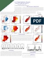 Line of Sight Radiative Transfer Analysis of B68 and TMC1-C
