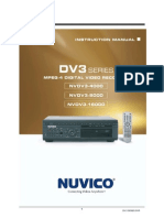DV3 Manual