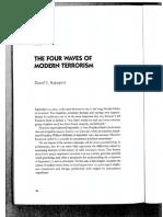 Rapoport Four Waves of Modern Terrorism
