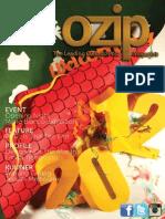 OZIP Magazine   December 2011