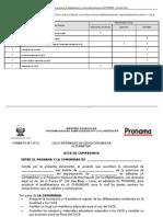 CARPETA DE PRONAMA