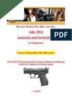 Newsletter Silvester 2011
