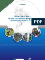 La Plata Ciudad Socialmente Responsable
