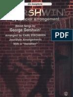 Gershwin 11 Songs Arranged by Strommen