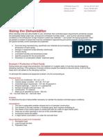 Bry Air Calculation Sheet