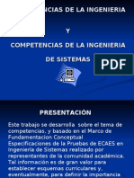 Competencias de La Ingenieria