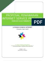 Proposal Penawaran Perumahan