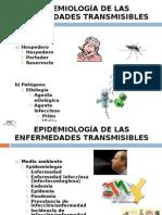 1.- Epidemiología de las Enfermedades transmisibles