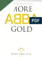 Abba - More Gold [Book]