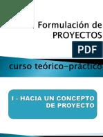 curso proyectos