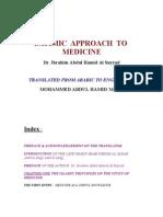 Islamic Approach to Medicine