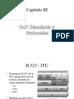 Capítulo III [Standard y Protocolos]