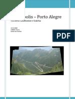 Guia Turistico Rodoviário Divinópolis - Porto Alegre