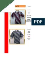 Katalog Batik Pria 10 Desember 2011