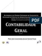 Aulas Contabilidade Geral - PARTE 1 Introdução; Histórico; órgãos reguladores; princípios; objeto e objetivo -PRONTO