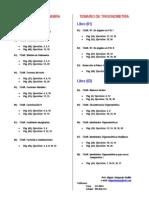 TEMARIO DE PREGUNTAS DE ÁLGEBRA y Trigonometría 4to año