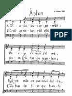 Âoton - Automne