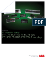ABB FT Switch Family Brochure