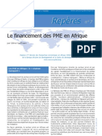 Afrique Financement