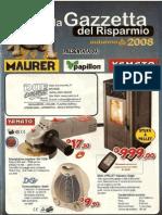 Malorzo Gazzetta Del Risparmio - Dicembre 08