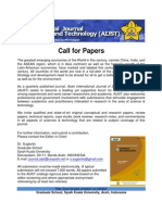 Aceh International Journal of Science_Technology