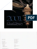 2001 a Bead Odyssey