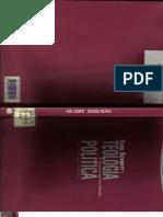 Carl Schmitt  Teología Política 1 y 2