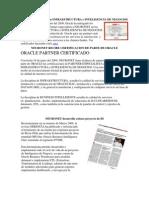 Certificacion Disciplinas Infraestructura e Inteligencia de Negocios