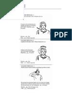 Exercices pour la région cervicale