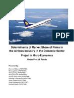 Aviation Economics