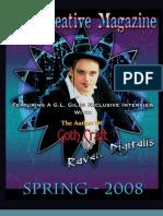 MetaCreative Magazine - Spring 08