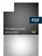Full Proposed Technologies Involved 2011