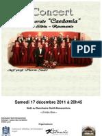 Concert Colinde AFIS v0.2