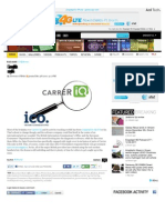 European Regulators Set Sights on Carrier IQ, Rootkit Scandal Goes International
