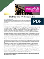 COP17 Daily Tck 12 10/Dec